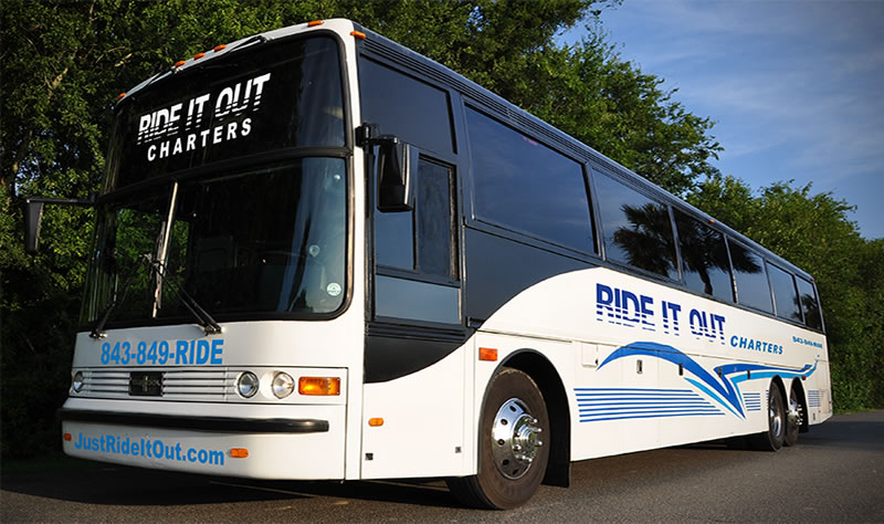 Charleston, SC Group Transportation
